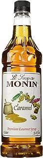 monin coffee syrup 1 litre