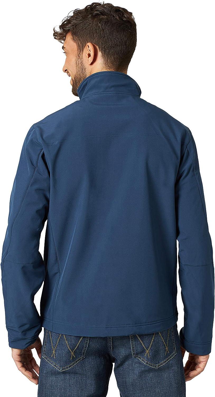 Wrangler mens Concealed Carry Trail Jacket
