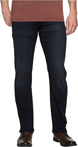 Blake Slim Straight Jeans in Rally Point