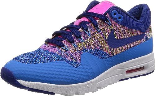 Nike Air Max 1 Ultra Flyknit, Chaussures de Sport Femme
