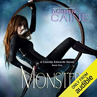 Monster: A Cassidy Edwards Novel, Book 1