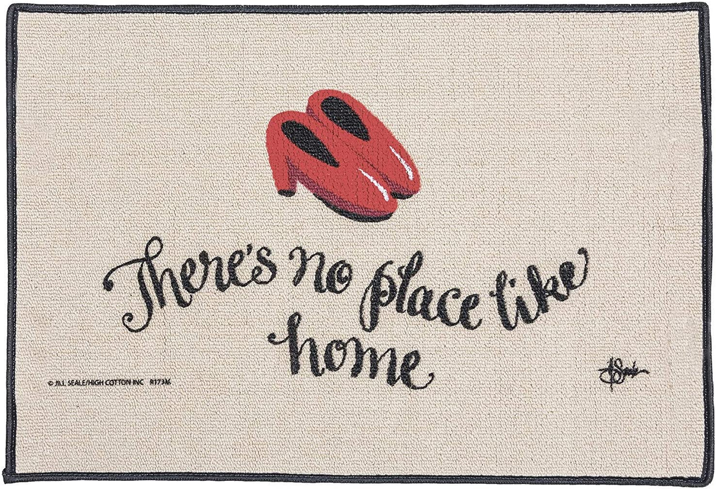 Max 80% OFF High Cotton Inc. There's Max 86% OFF No Home Place Doormat Like