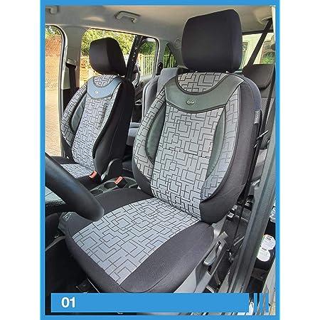 Maß Sitzbezüge Kompatibel Mit Mercedes E Klasse W212 S212 Fahrer Beifahrer Fb 02 Baby