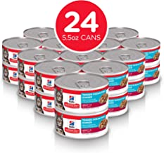 Hill's Science Diet Wet Cat Food, Adult, 5.5 oz Cans, 24 Pack