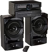 Mini System, Panasonic, SC-AKX100LBK, Preto, Voltagem 110 -