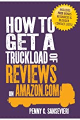 How to Get a Truckload of Reviews on Amazon.com Kindle Edition