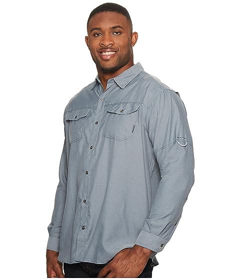 amp; Pilsner Columbia Sleeve II Long Shirt Peak Tall Big q55n7v4