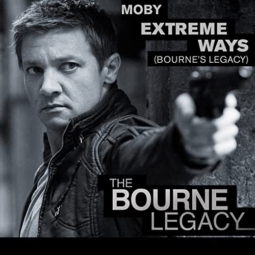 Extreme Ways Bournes Legacy Moby product image