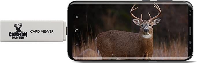 Common Hunter Game and Trail Camera Viewer for Android Phones. Samsung, Droid, Motorola.