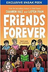 Friends Forever Sneak Peek Kindle Edition