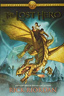 Heroes of Olympus, The, Book One the Lost Hero (Heroes of Olympus, The, Book One)