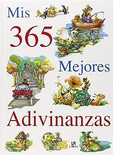Mis 365 Mejores Adivinanzas (Libros de Entretenimiento) (Spanish Edition)