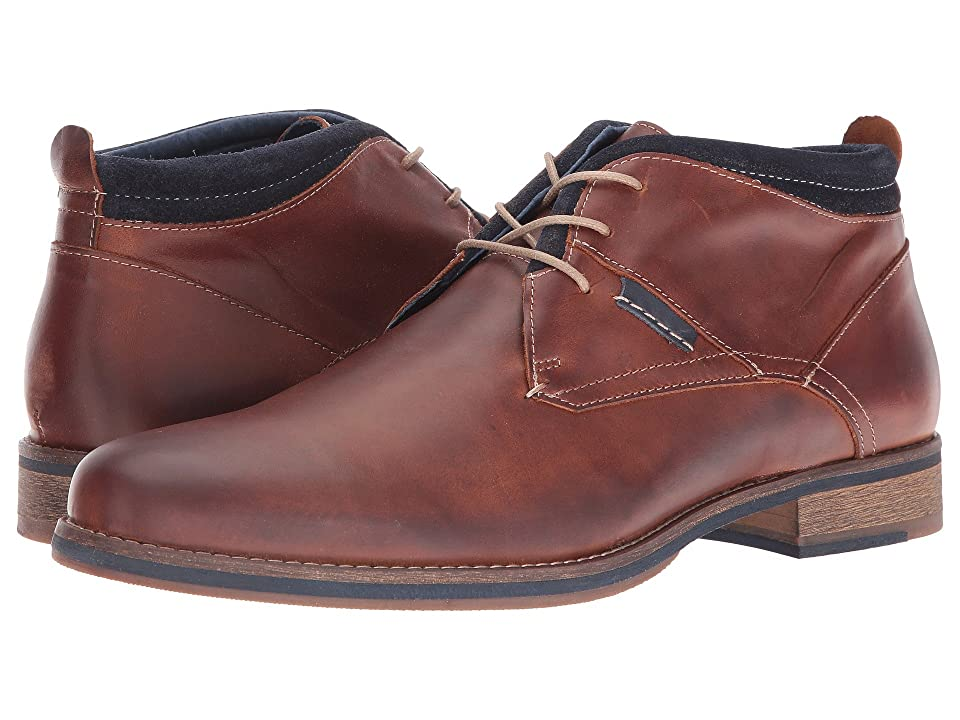PARC City Boot Central (Cognac) Men