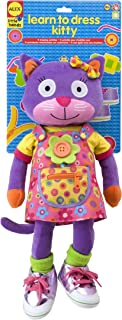 ALEX Toys Little Hands Learn To Dress Kitty