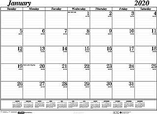 House of Doolittle 2020 Monthly Desk Pad Calendar Refill, Economy, HOD124 Refill, 22 x 17 Inches, January - December (HOD126-20)