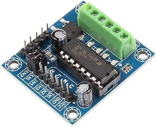 NOYITO L293D Mini Stepper Motor Drive Shield Module DC4.5-25V Expansion Board for Arduino Uno Mega2560 R3