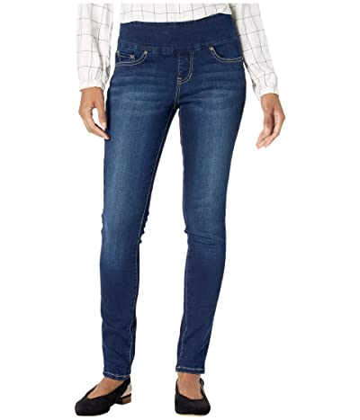 Jag Jeans Nora Pull-On Skinny Butter Denim in Dakota Wash (Dakota Wash) Women