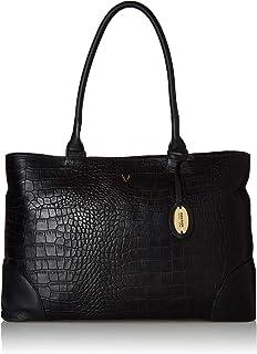 Hidesign Women's Shoulder Bag(CRO MEL RAN BLACK)