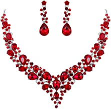 Best big ruby necklace Reviews