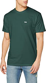 Vans Left Chest Logo tee Camiseta para Hombre