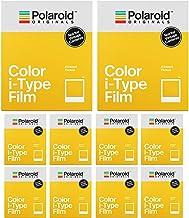 Polaroid Originals Standard Color Instant Film for i-Type Cameras (80 Exposures)