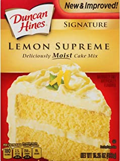 Best duncan hines lemon cake Reviews