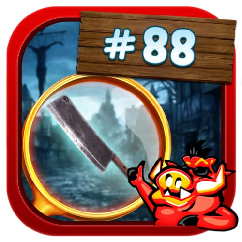 PlayHOG # 88 Hidden Objects Games Free New - Dead House