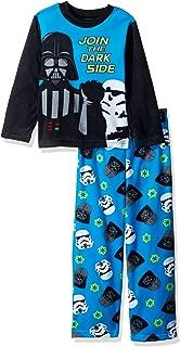 Boys' Darth Vader 2-Piece Fleece Pajama Set