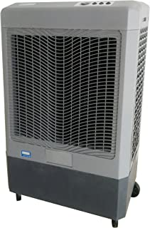 Hessaire Products MC61M Mobile Evaporative Cooler, 5,300 CFM, Gray