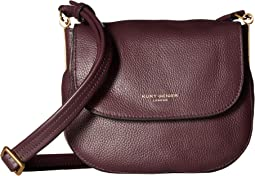 Leather Emma Small Saddle