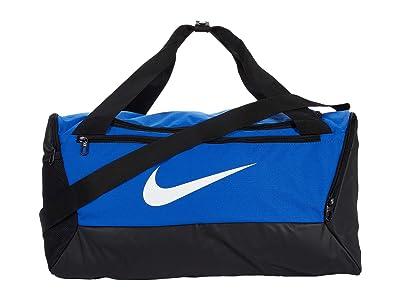 Nike Brasilia Small Duffel 9.0 (Game Royal/Black/White) Bags