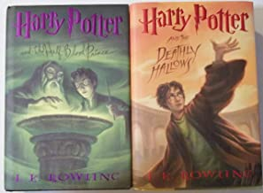 Harry Potter and the Half-Blood Prince/Harry Potter and the Deathly Hollows: Books 6 & 7 (First Editions/First Printing)