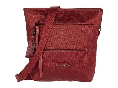 Sherpani Sadie (Vino) Cross Body Handbags