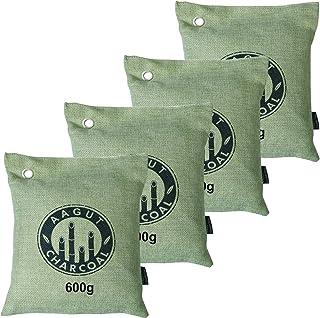 AAGUT Bamboo Charcoal Bags 4 x 600g