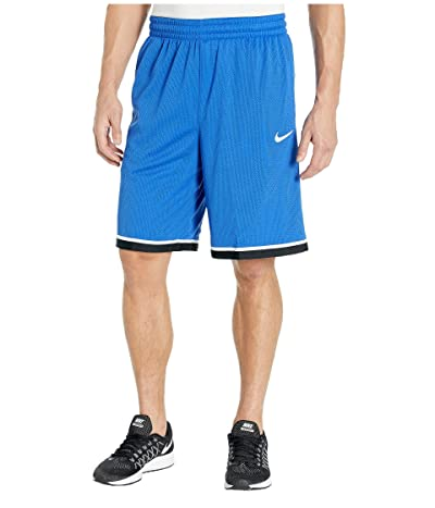 Nike Dry Classic Shorts (Game Royal/Game Royal/White) Men
