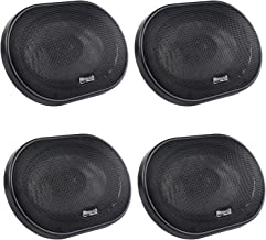 $129 » 4 Pack American Bass 5x7 2 Way Coaxial Car Stereo Speakers SQ5.7 150W 4 Ohm