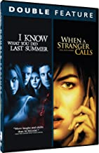 I Know What You Did Last Summer / When a Stranger [Reino Unido] [DVD]