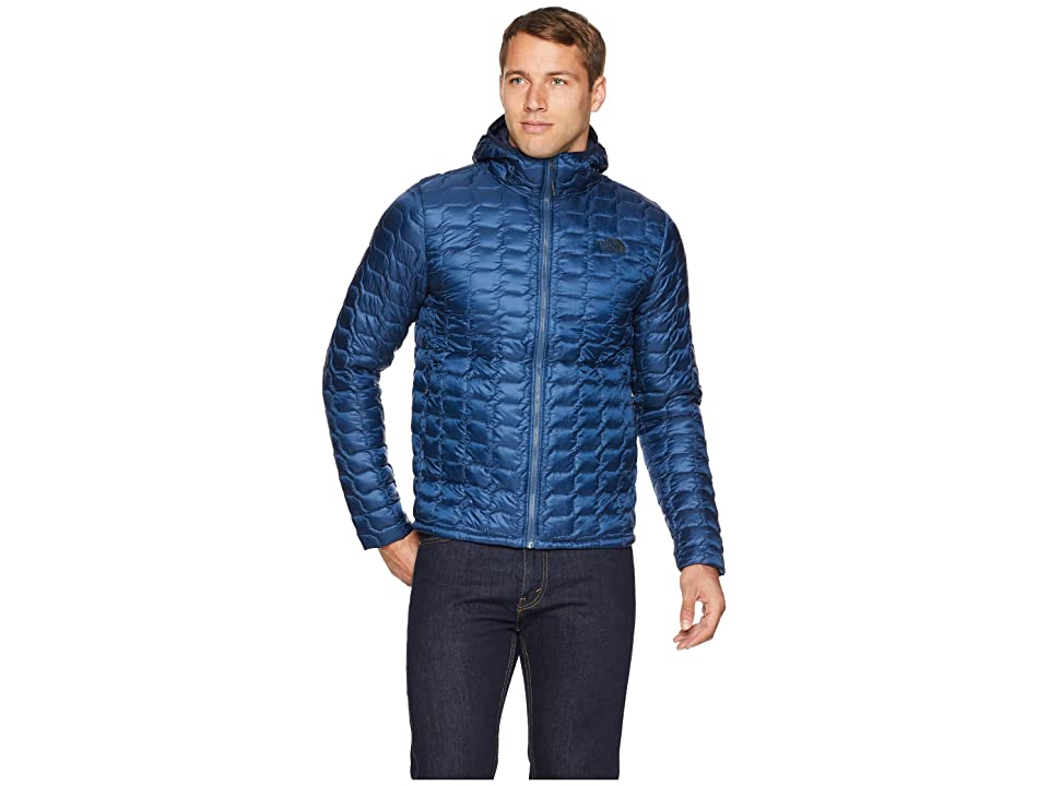 The North Face Thermoball Hoodie (Shady Blue) Men