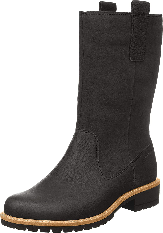 Ecco Elaine High-Cut Boot Black