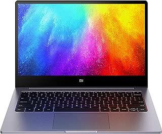 Xiaomi Mi Air Laptop - Intel Core i5-8250U, 13.3 inch FHD, 256GB, 8GB RAM, Windows 10, Fingerprint Scanner, Grey - Global Version