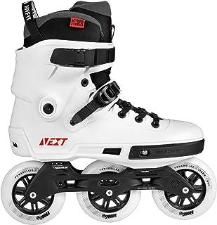 Amazon.com : Powerslide Next 100 Skates - White : Sports ...