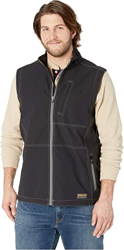 Big & Tall Rebar Stretch Canvas Softshell Vest