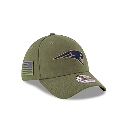b6a156197d1 New Era Mens NFL 2018 Salute to Service 39Thirty Flex Fit Hat