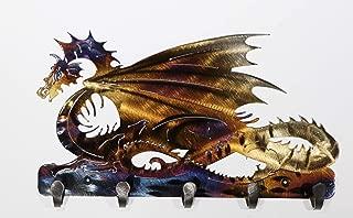 Dragon Metal Key Chain Holder