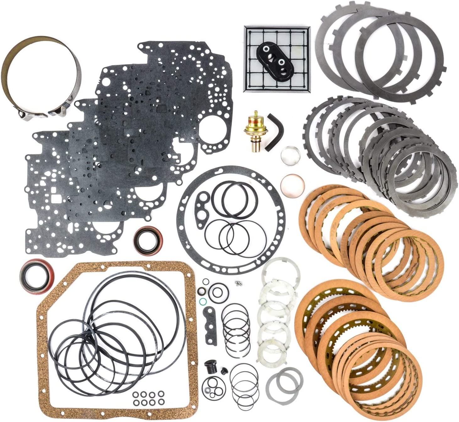 JEGS Complete Transmission Rebuild Kit GM Fits Ch or 1969-1986 訳あり 70%OFFアウトレット