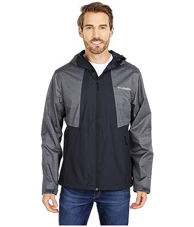 Columbia Inner Limitstm II Jacket (Black/Graphite Heather Print) Men
