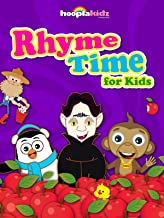HooplaKidz Rhyme Time For Kids