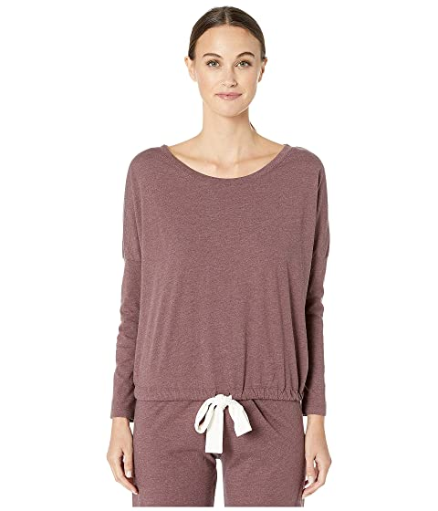 Eberjey Heather - Slouchy Tee