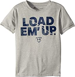 Under Armour Kids Load Em Up Short Sleeve (Little Kids/Big Kids)