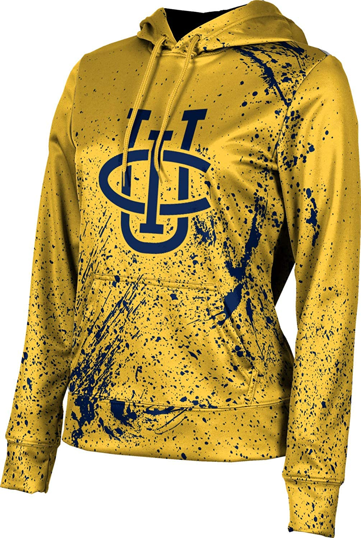 ProSphere University of California Irvine Girls' Pullover Hoodie, School Spirit Sweatshirt (Splatter)